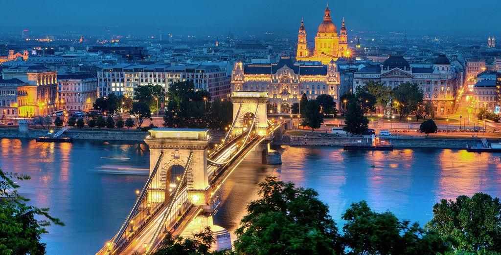 Budapest es conocida como