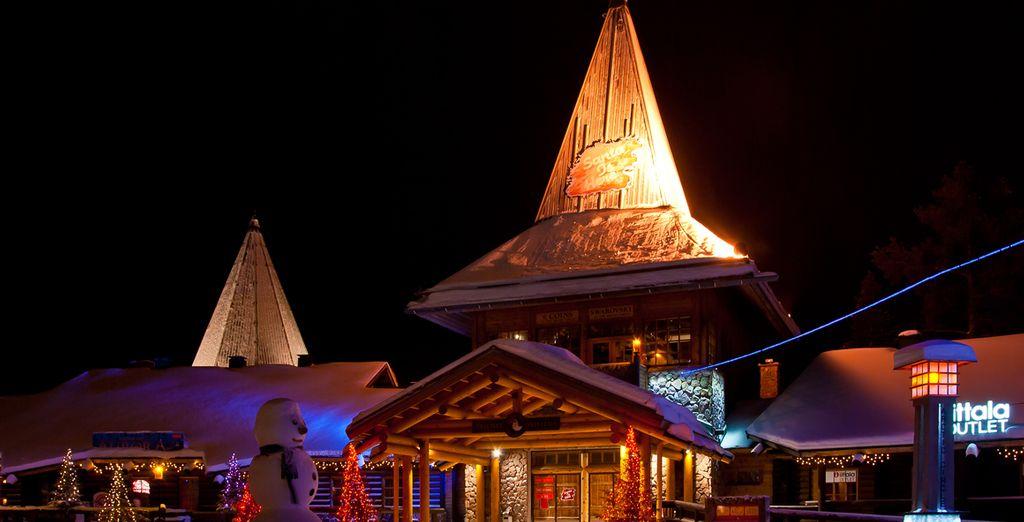 Visite Santa Claus Village