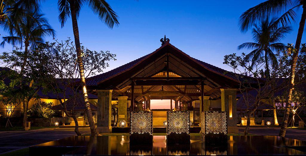El hotel perfecto para relajarse unos días