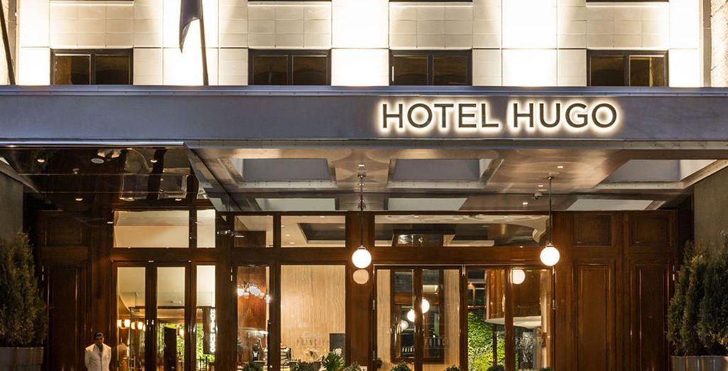 Descubra el Hotel Hugo