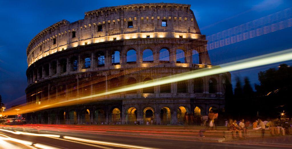 No se pierda el inmenso Coliseo