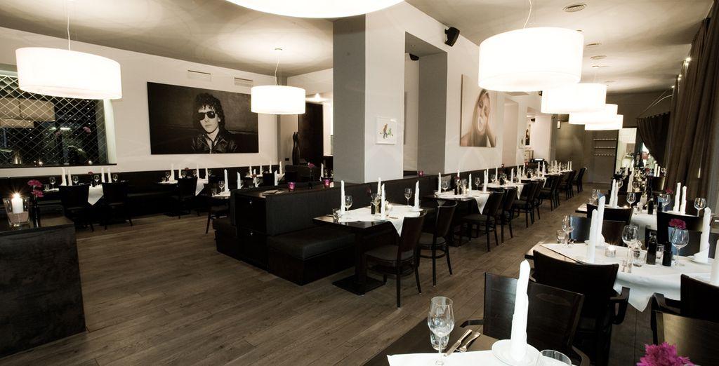 Deguste la mejor gastronomía en el Restaurant Café Luchs