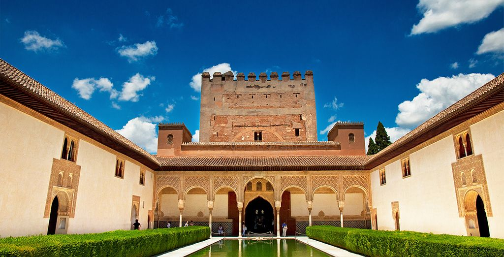 Vacaciones en Granada, cosas para ver y hacer, viajes