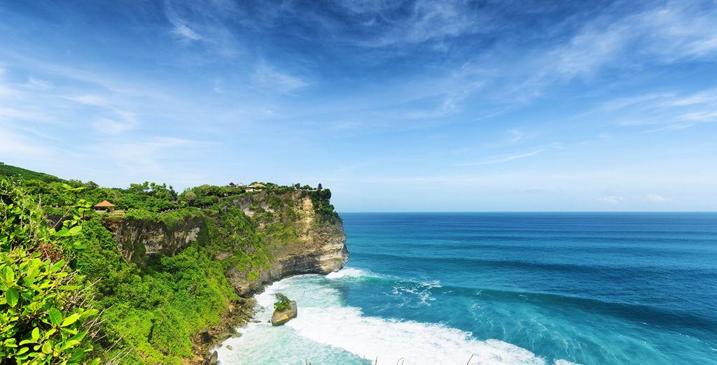 Venga a conocer Bali, con su viva mezcla de culturas