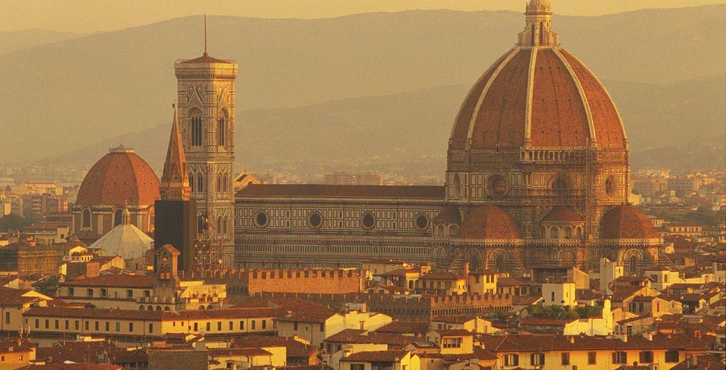 No se pierda la Basílica de Santa Maria del Fiore y...