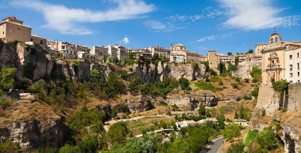 Cuenca conserva un importante patrimonio histórico y arquitectónico