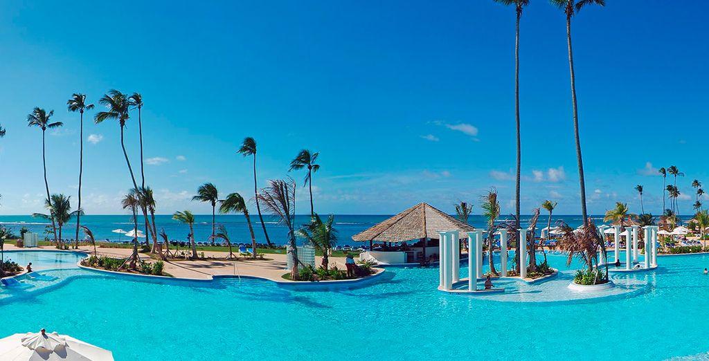Increíble hotel, perfecto para sus vacaciones