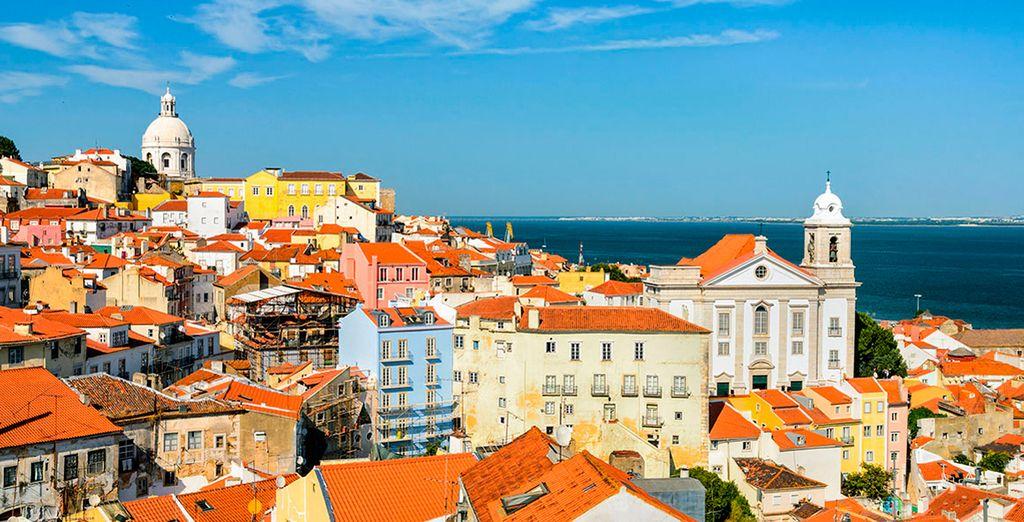 Descubra la capital de Portugal