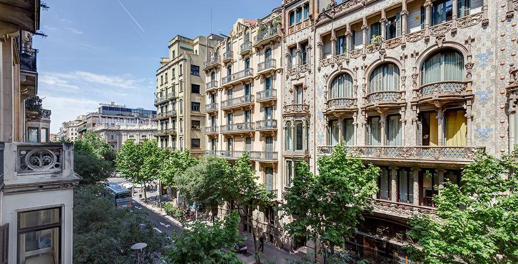 Guía de viaje Barcelona