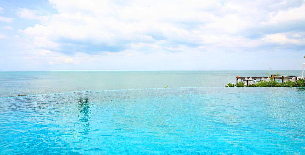 Disfrute, tome el sol y relájese en Koh Samui