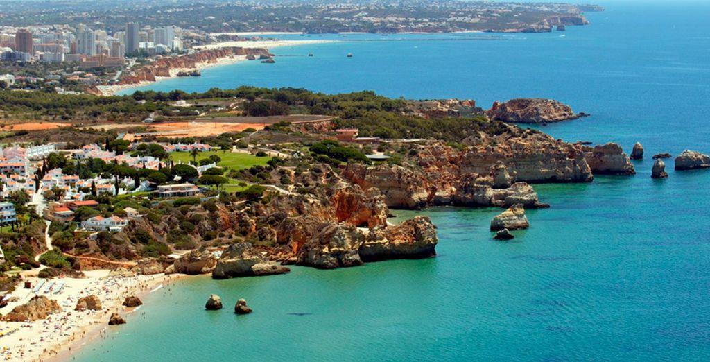 La costa portuguesa es espectacular