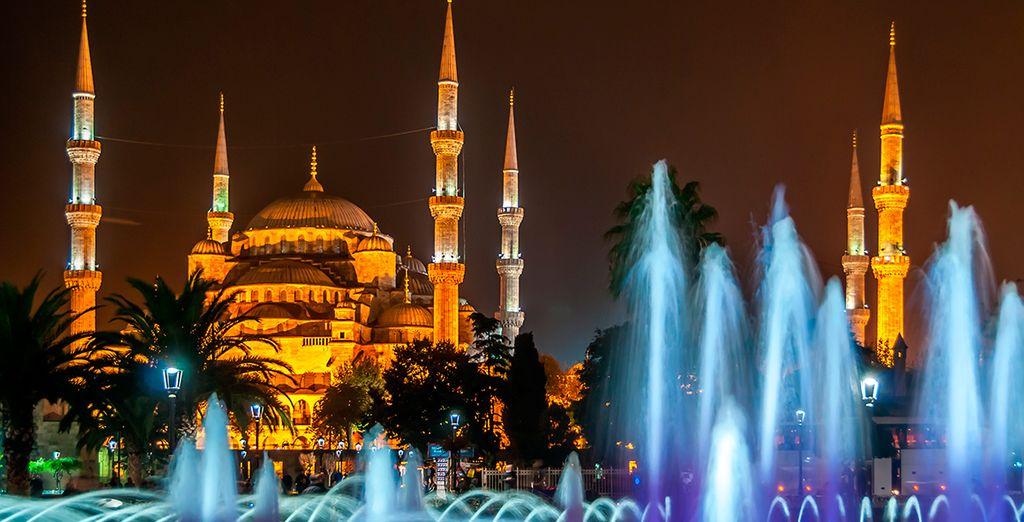 Descubra Estambul