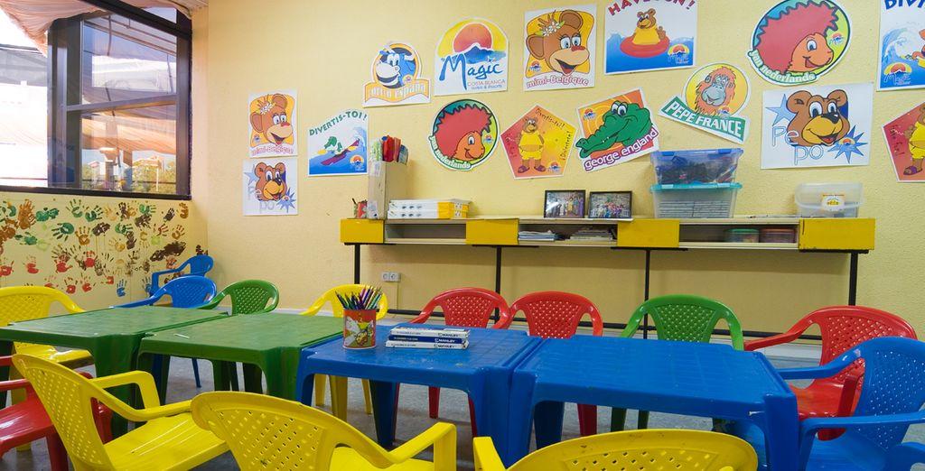 hoteles para niños en benidorm - Voyage Prive