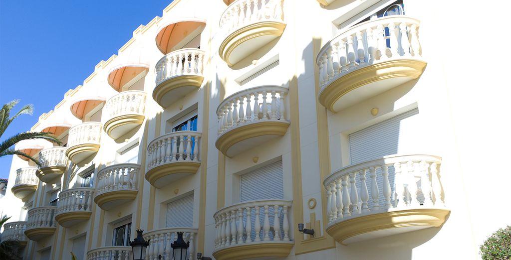 San Sebastián Playa 4*