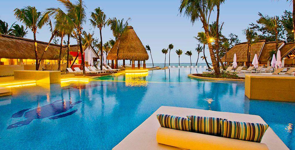 Bienvenido al resort de Isla Mauricio
