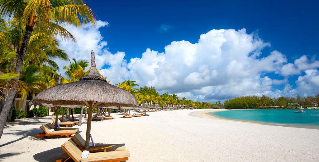 Relájese en el paraíso de Mauricio