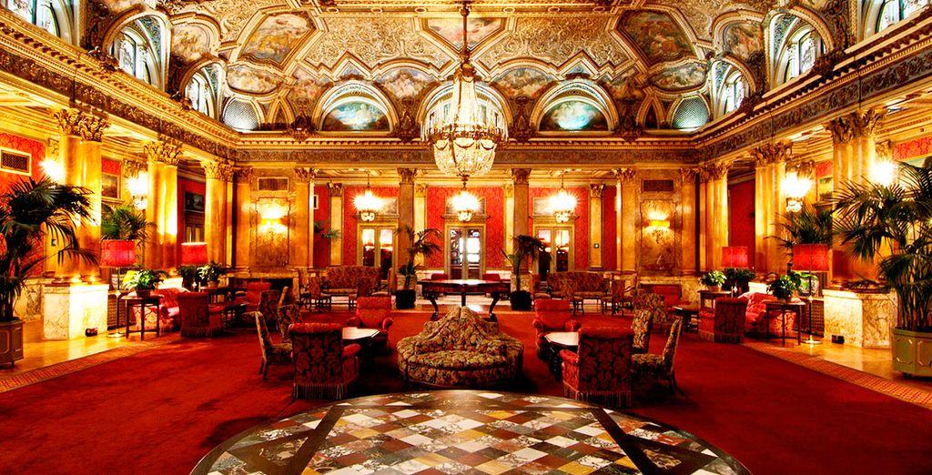 Grand Hotel Plaza 5*