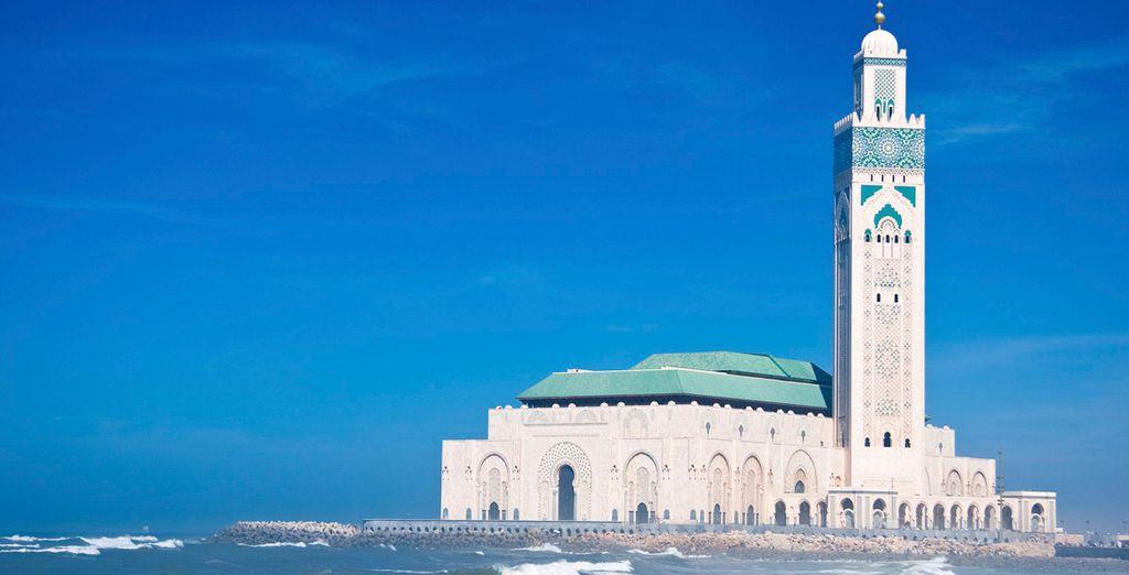 Visita obligada: la Mezquita de Hassan II