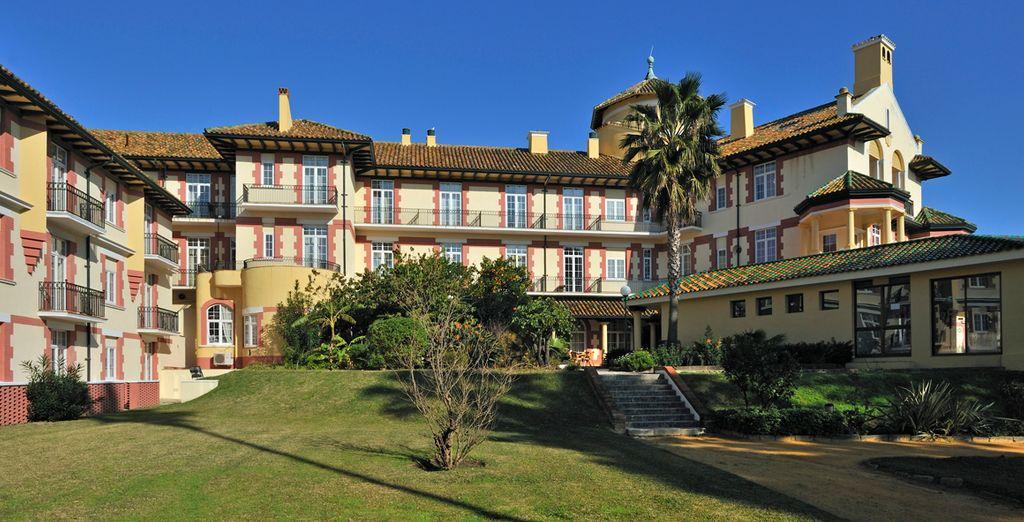 Un paraíso en medio de la ciudad de Algeciras