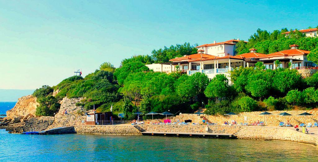 Bienvenido al Teos Holiday Village 5*