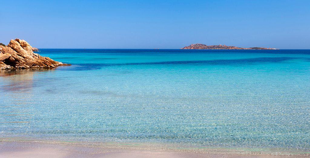 Enamórese de la maravillosa isla de Cerdeña y sus fantásticas playas