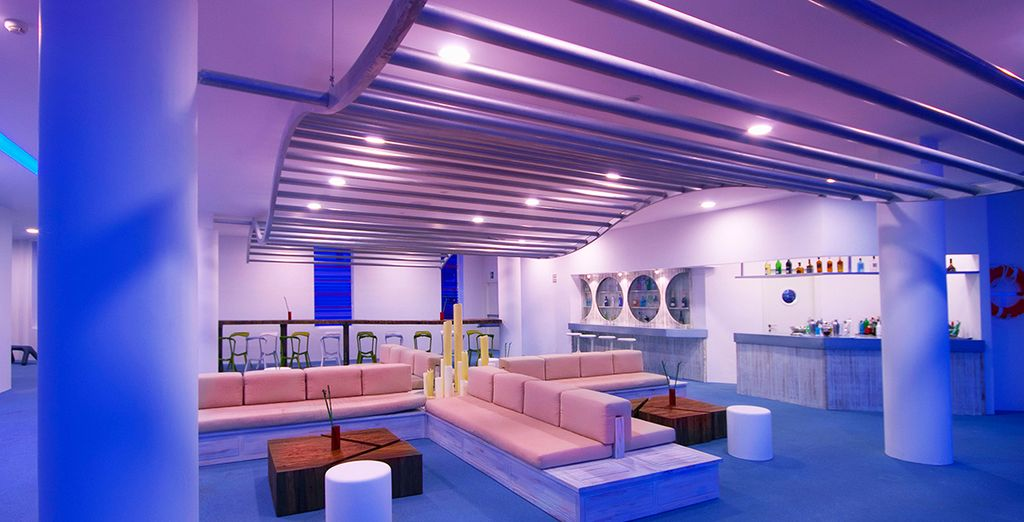 Interiores modernos y acogedores