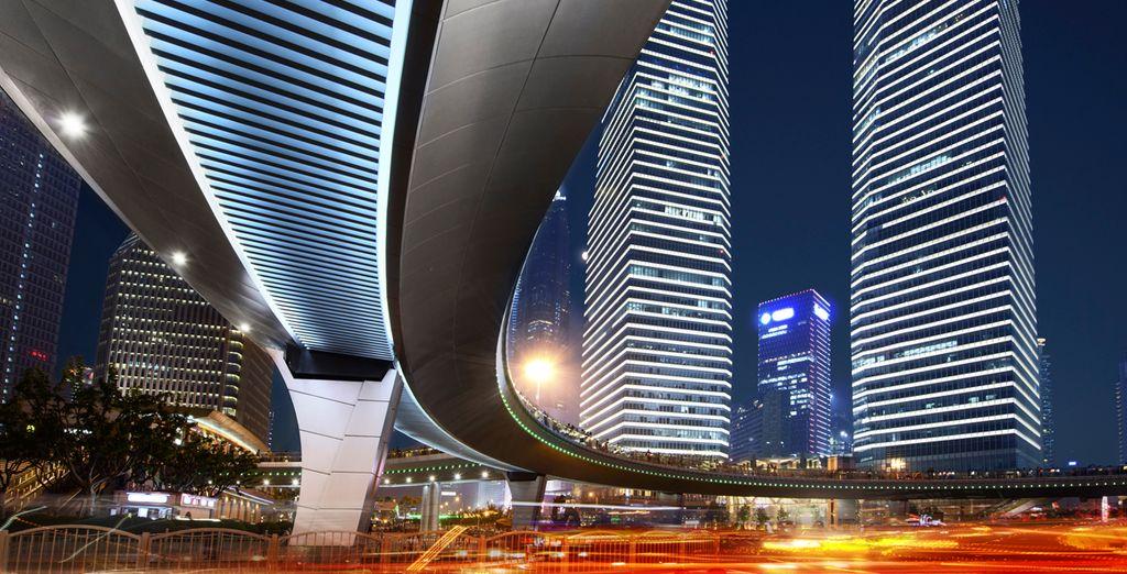 La ciudad más grande de China