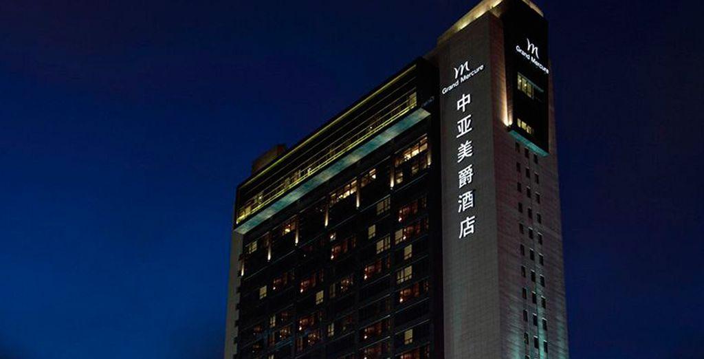 Hotel Grand Mercure Shanghai Zhongya 5*, Shanghai