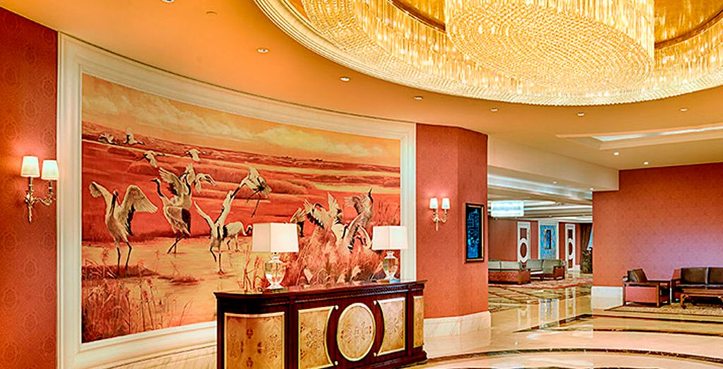 Hotel Liaoning International 5*, Beijing