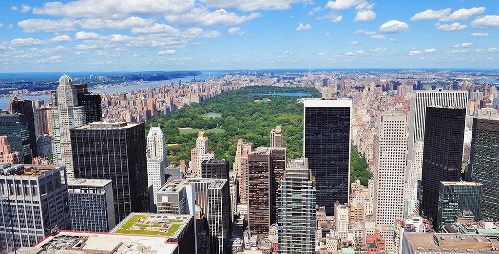 La cosmopolita ciudad de Nueva York