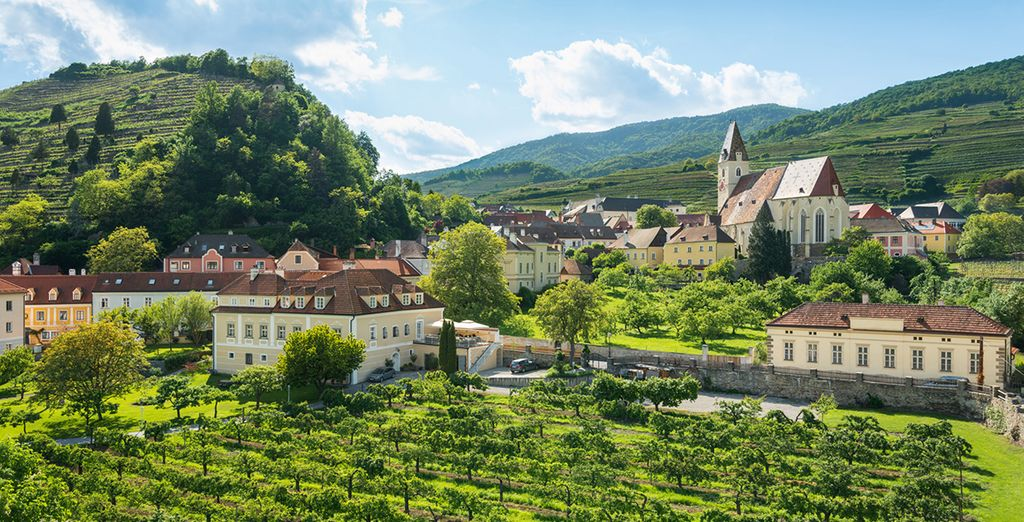 El encanto de una ciudad alpina