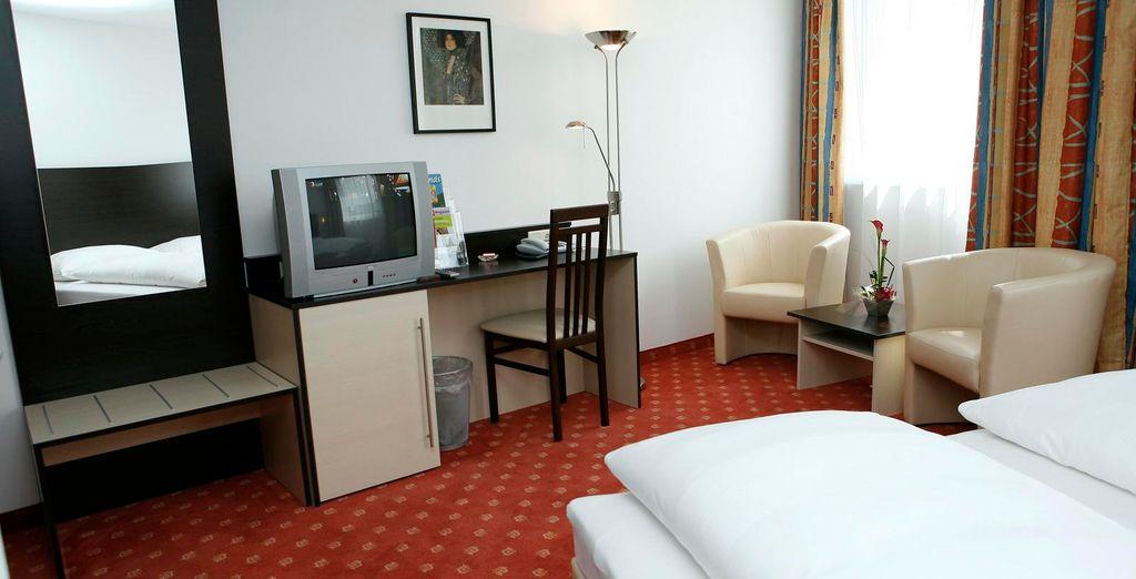 Hotel Delta 4*, Viena