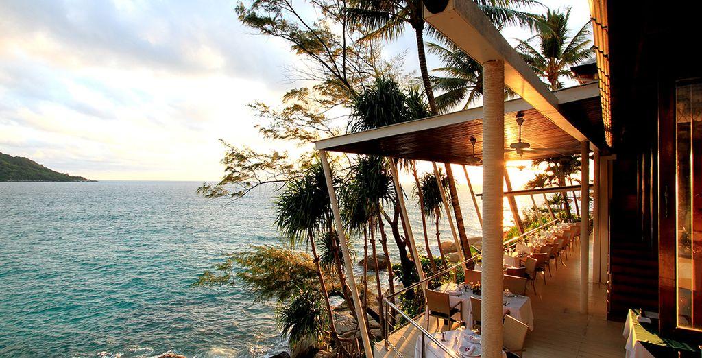 La magia, el romanticismo y el exotismo serán los protagonistas en su viaje a Phuket
