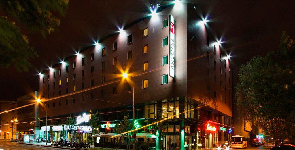 Hotel Arcotel Allegra 4*, Zagreb
