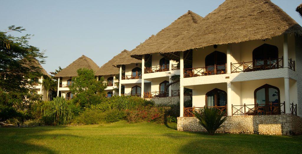Un hotel perfecto para relajarse y disfrutar