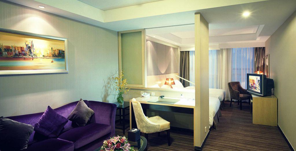 Hotel Titan Times 5*, Xian