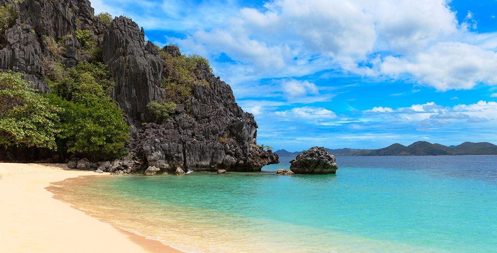 Playas de ensueño en Bali