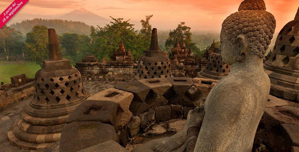 Templos de Borobudur