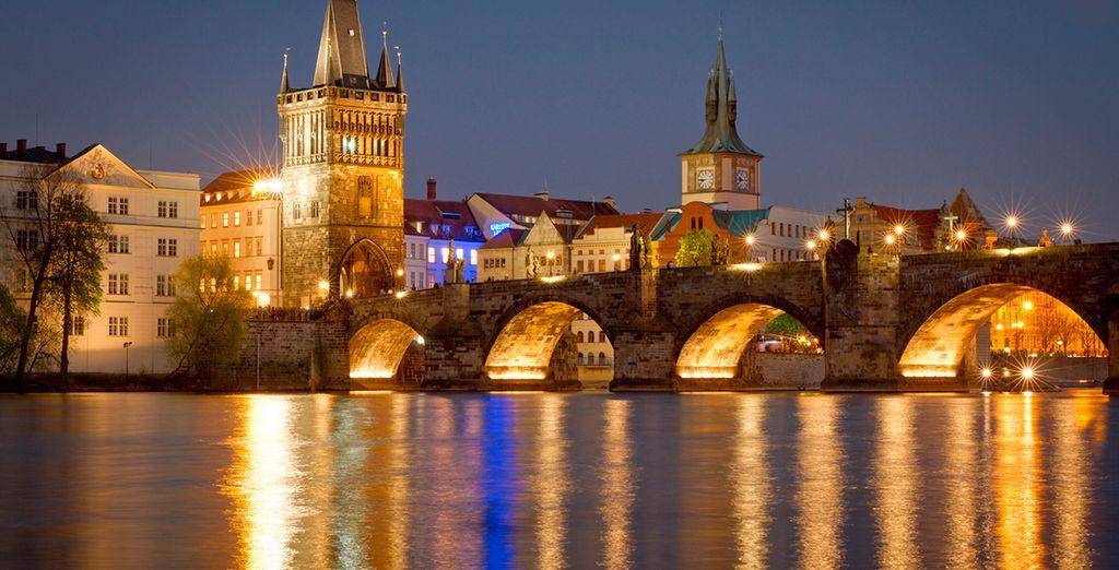 Una ciudad muy romántica