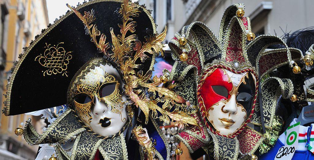 Descubra la magia del Carnaval