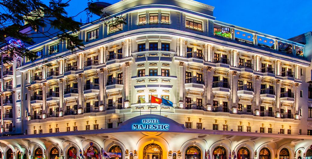 Majestic, Saigon