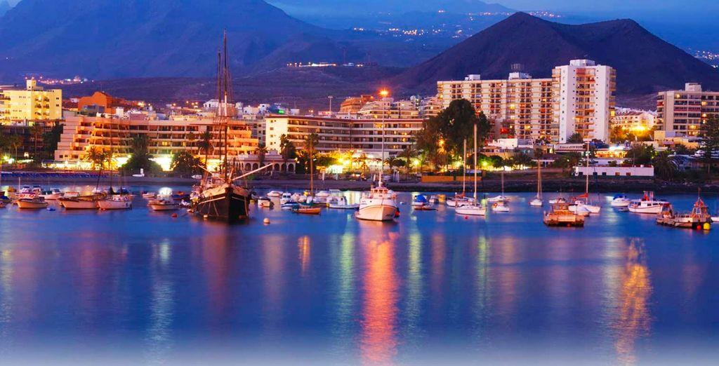 Costa Adeje, uno de los principales destinos turísticos de la isla