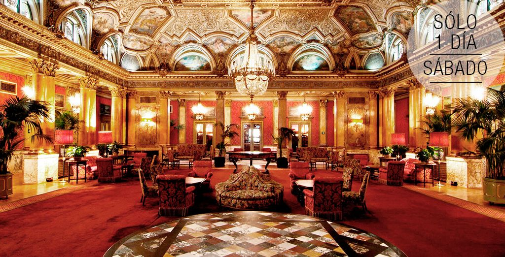 Un hotel lujoso y de renombre ubicado en Via del Corso