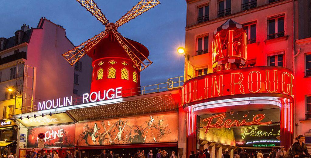 Informaciones sobre viajes a París