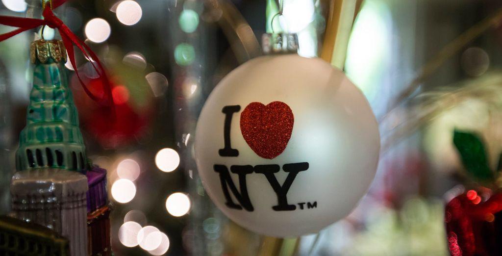 Las Navidades son mágicas en Nueva York
