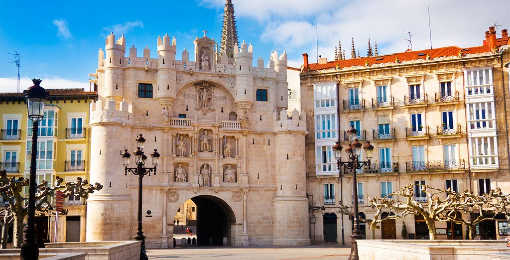 Reserve su hotel en Burgos con Voyage Privé