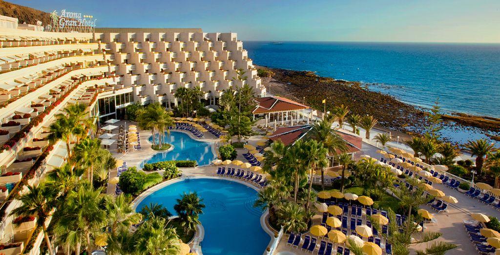 Sensimar Arona Gran Hotel & Spa 4*
