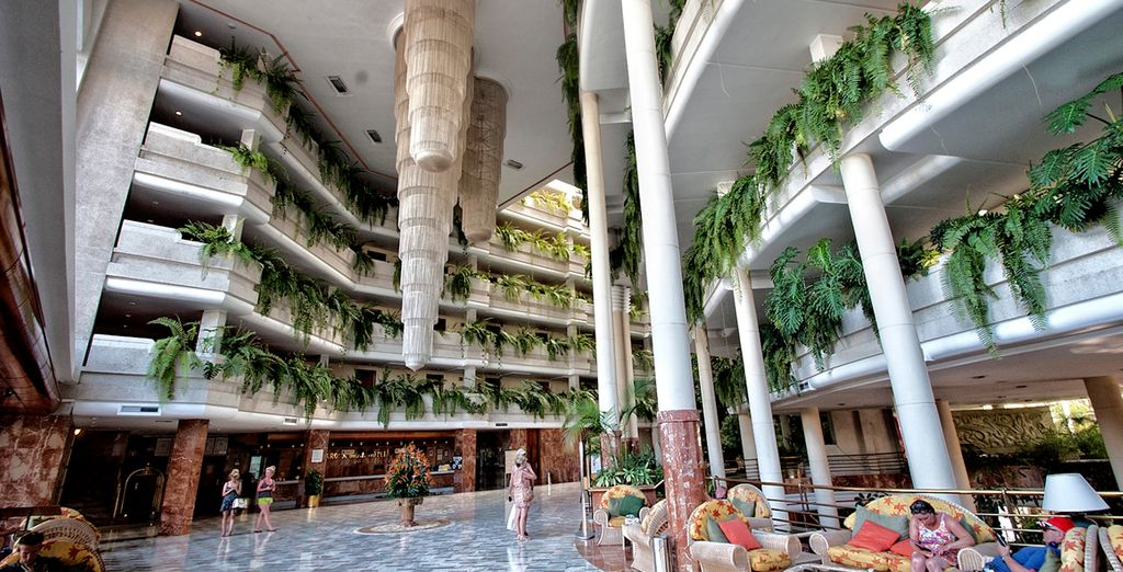 Hoteles en Tenerife con Voyage Prive