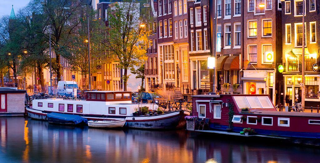 Deje de soñar y descubra la verdadera esencia de Ámsterdam