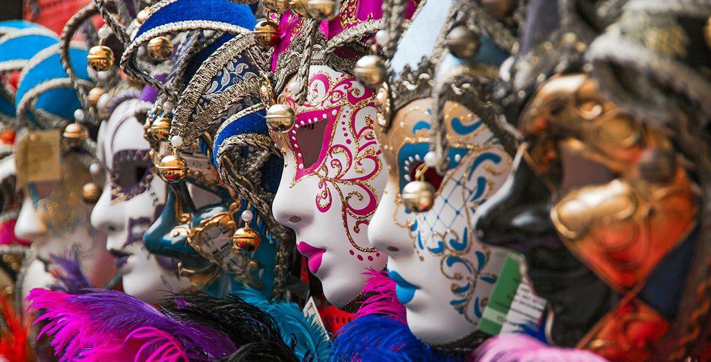 Concurso de la Máscara más bella, una gran oportunidad para contemplar los mejores disfraces
